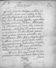 Prolusiones Gymnasticae Athenaei Elbingensis... annis 1742-1745