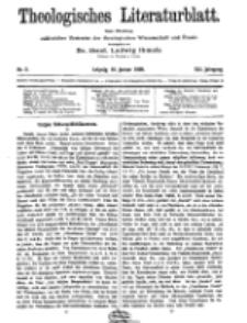 Theologisches Literaturblatt, 16. Januar 1920, Nr 2.
