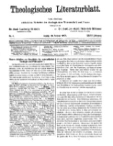 Theologisches Literaturblatt, 18. Februar 1927, Nr 4.