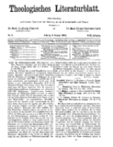 Theologisches Literaturblatt, 3. Februar 1928, Nr 3.