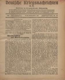 Deutsche Kriegsnachrichten (D.K.), Freitag, 5. Juli 1918, Nr 251.