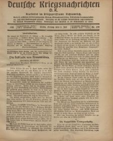 Deutsche Kriegsnachrichten (D.K.), Freitag, 12. Juli 1918, Nr 254.