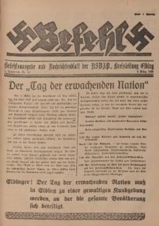Befehl Nr. 10, 4. März 1933
