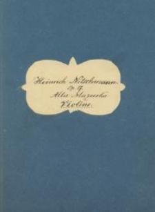 Alla Mazurka, op. 17 : Pianoforte & Violine