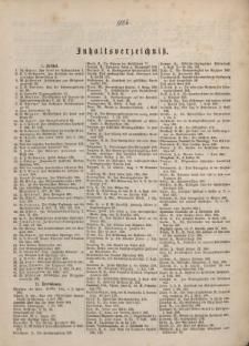 Theologisches Literaturblatt, 1886 (Inhaltsverzeichniß)
