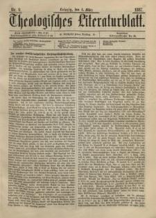 Theologisches Literaturblatt, 4. März 1887, Nr 9.