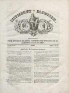 Zeitschrift für Bauwesen, Jg. XII, 1862, H. 1-3
