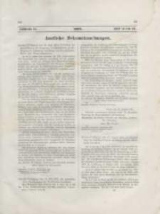 Zeitschrift für Bauwesen, Jg. XX, 1870, H. 11-12