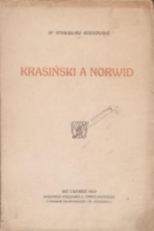 Krasiński a Norwid