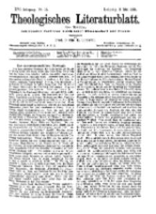 Theologisches Literaturblatt, 3. Mai 1895, Nr 18.