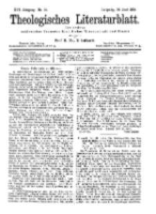Theologisches Literaturblatt, 14. Juni 1895, Nr 24.