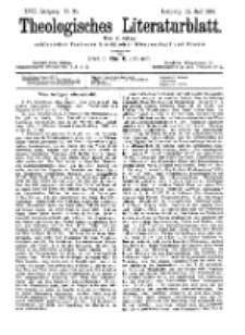 Theologisches Literaturblatt, 12. Juni 1896, Nr 24.