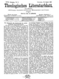 Theologisches Literaturblatt, 15. Januar 1897, Nr 2.