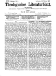 Theologisches Literaturblatt, 26. Februar 1897, Nr 8.