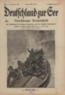 Deutschland zur See, 3. Jg. 1918, Heft 2.