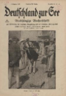 Deutschland zur See, 3. Jg. 1918, Heft 7.
