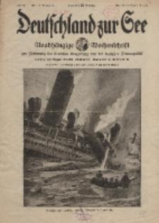 Deutschland zur See, 2. Jg. 1917, Heft 26.