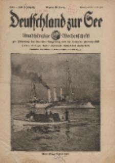 Deutschland zur See, 1. Jg. 1916, Heft 4.
