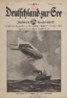 Deutschland zur See, 1. Jg. 1916, Heft 20.
