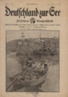Deutschland zur See, 1. Jg. 1916, Heft 26.