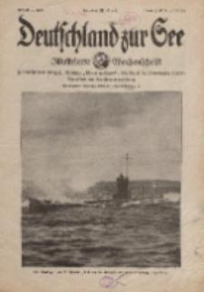 Deutschland zur See, 1. Jg. 1916, Heft 30.