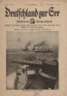 Deutschland zur See, 1. Jg. 1916, Heft 31.