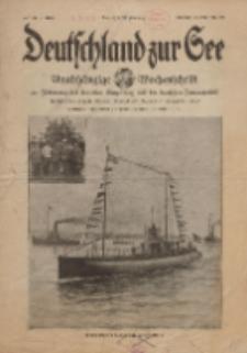 Deutschland zur See, 1. Jg. 1916, Heft 49.