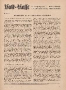 Volk und Rasse, 17. Jg. Oktober 1942, Heft 10.