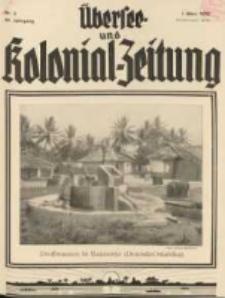 Übersee- und Kolonialzeitung, 44. Jg. 1. März 1932, Nr 3.
