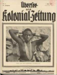 Übersee- und Kolonialzeitung, 44. Jg. 1. Mai 1932, Nr 5.