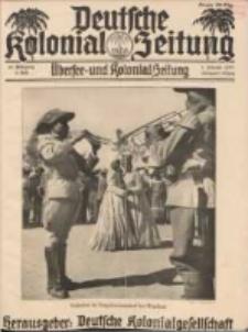 Deutsche Kolonial-Zeitung, 45. Jg. 1. Februar 1933, Heft 2.