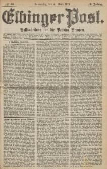 Elbinger Post, Nr. 53, Donnerstag 4 März 1875, 2 Jh