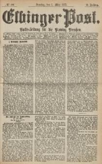 Elbinger Post, Nr. 56, Sonntag 7 März 1875, 2 Jh