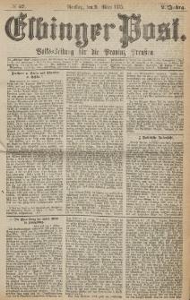 Elbinger Post, Nr. 57, Dienstag 9 März 1875, 2 Jh
