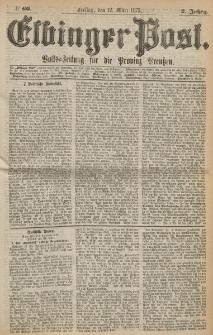 Elbinger Post, Nr. 60, Freitag 12 März 1875, 2 Jh
