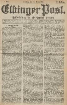 Elbinger Post, Nr. 63, Dienstag 16 März 1875, 2 Jh