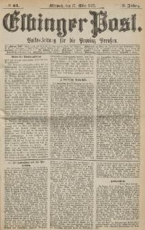 Elbinger Post, Nr. 64, Mittwoch 17 März 1875, 2 Jh