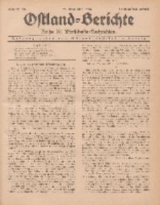Ostland-Berichte. Reihe B. Wirtschafts-Nachrichten, 25. September 1934, Nr 24.