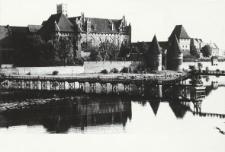Zamek w Malborku [fotografia]