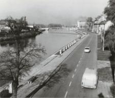 Bulwar Zygmunta Augusta w Elblągu [fotografia]