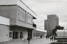 Budownictwo elbląskie (Nowowiejska, Plac Słowiański) [fotografia]