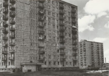 Budownictwo mieszkaniowe w Elblągu (Kościuszki) [fotografia]