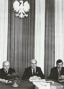 Wybory do Sejmu i Rad Narodowych w Elblągu - 1976 [fotografia]