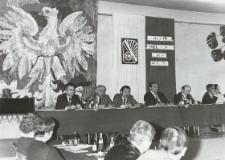 Wojewódzka Konferencja Związku Nauczycielstwa Polskiego w Elblągu [fotografia]