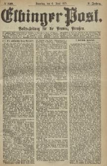 Elbinger Post, Nr. 129, Sonntag 6 Juni 1875, 2 Jh