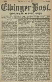 Elbinger Post, Nr. 130, Dienstag 8 Juni 1875, 2 Jh
