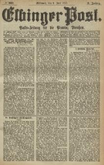 Elbinger Post, Nr. 131, Mittwoch 9 Juni 1875, 2 Jh