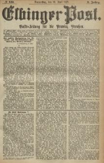 Elbinger Post, Nr. 132, Donnerstag 10 Juni 1875, 2 Jh