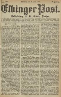 Elbinger Post, Nr. 137, Mittwoch 16 Juni 1875, 2 Jh