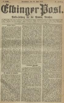 Elbinger Post, Nr. 140, Sonnabend 19 Juni 1875, 2 Jh